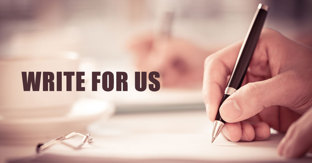 Write For Us Contribute Us Become a Contributor